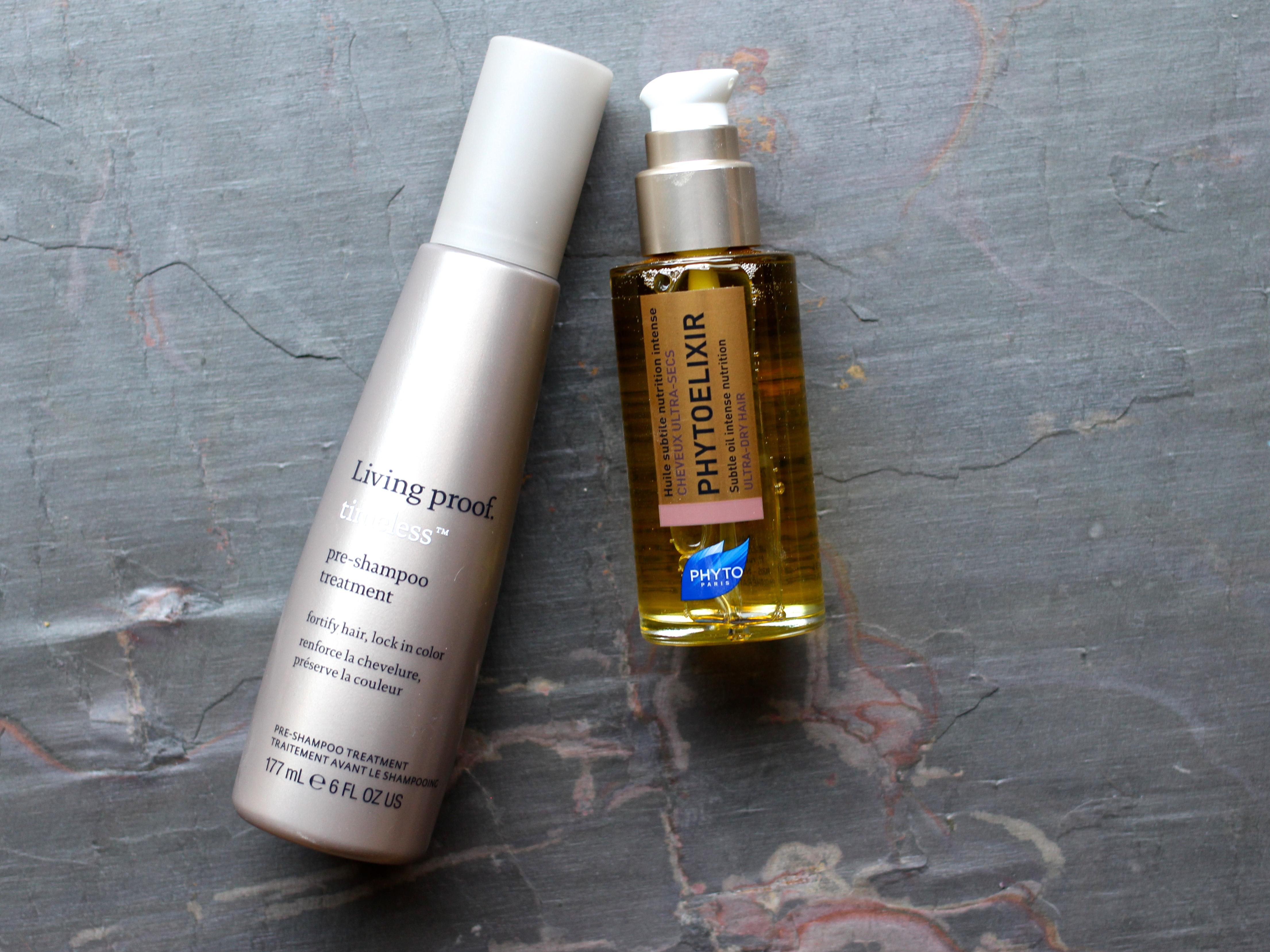 Pre-Shampoo Treatments