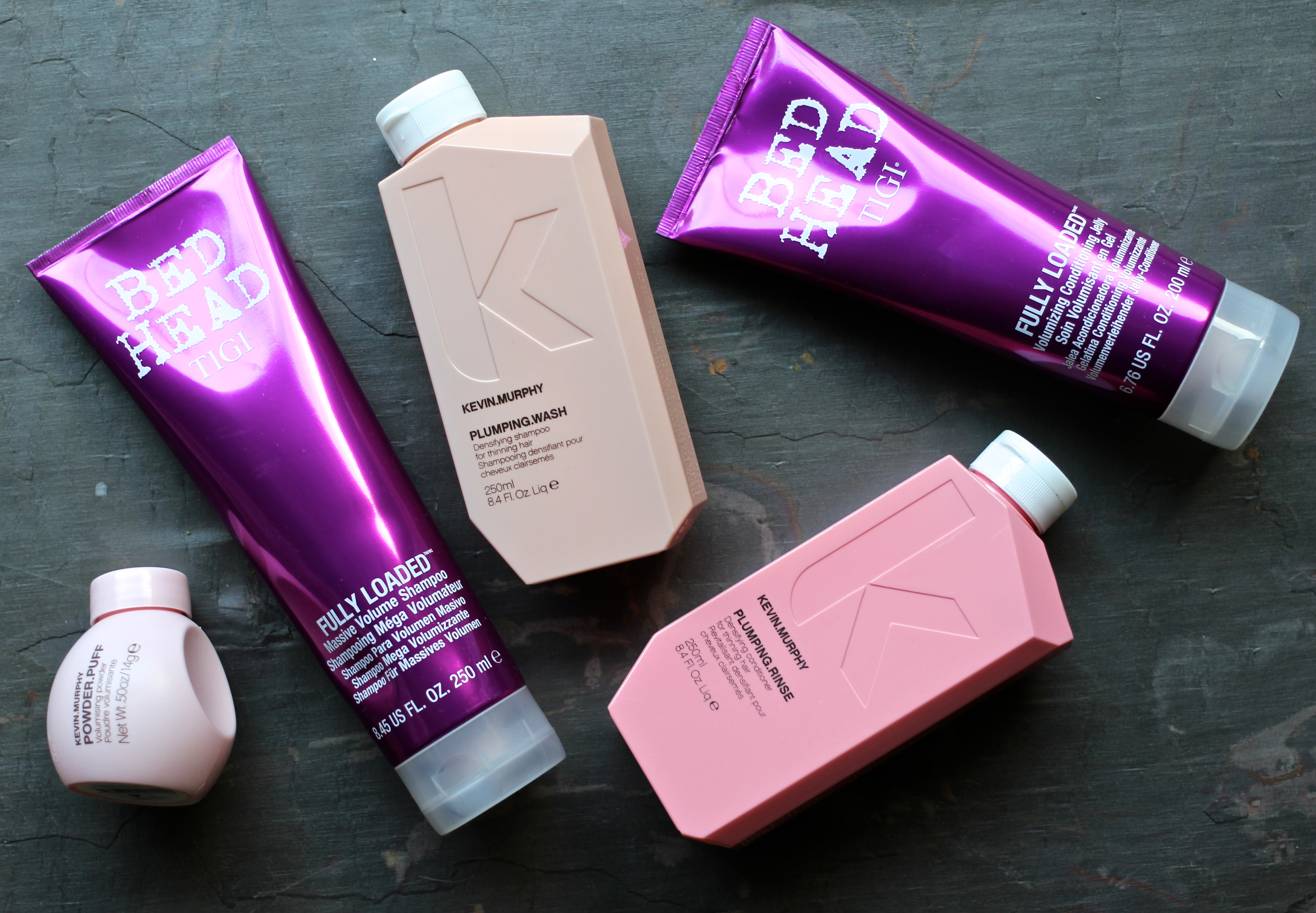 Volumnising Hair Products