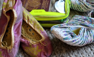 Holistic Silk and Vibram Trainers