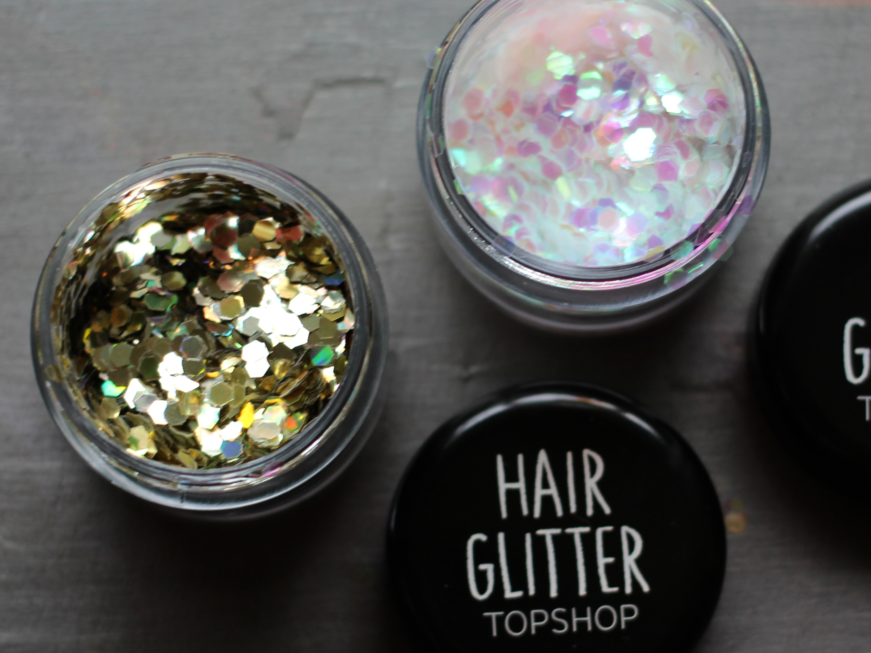 Hair Glitter Review