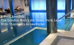 London Marriott Park Lane Review