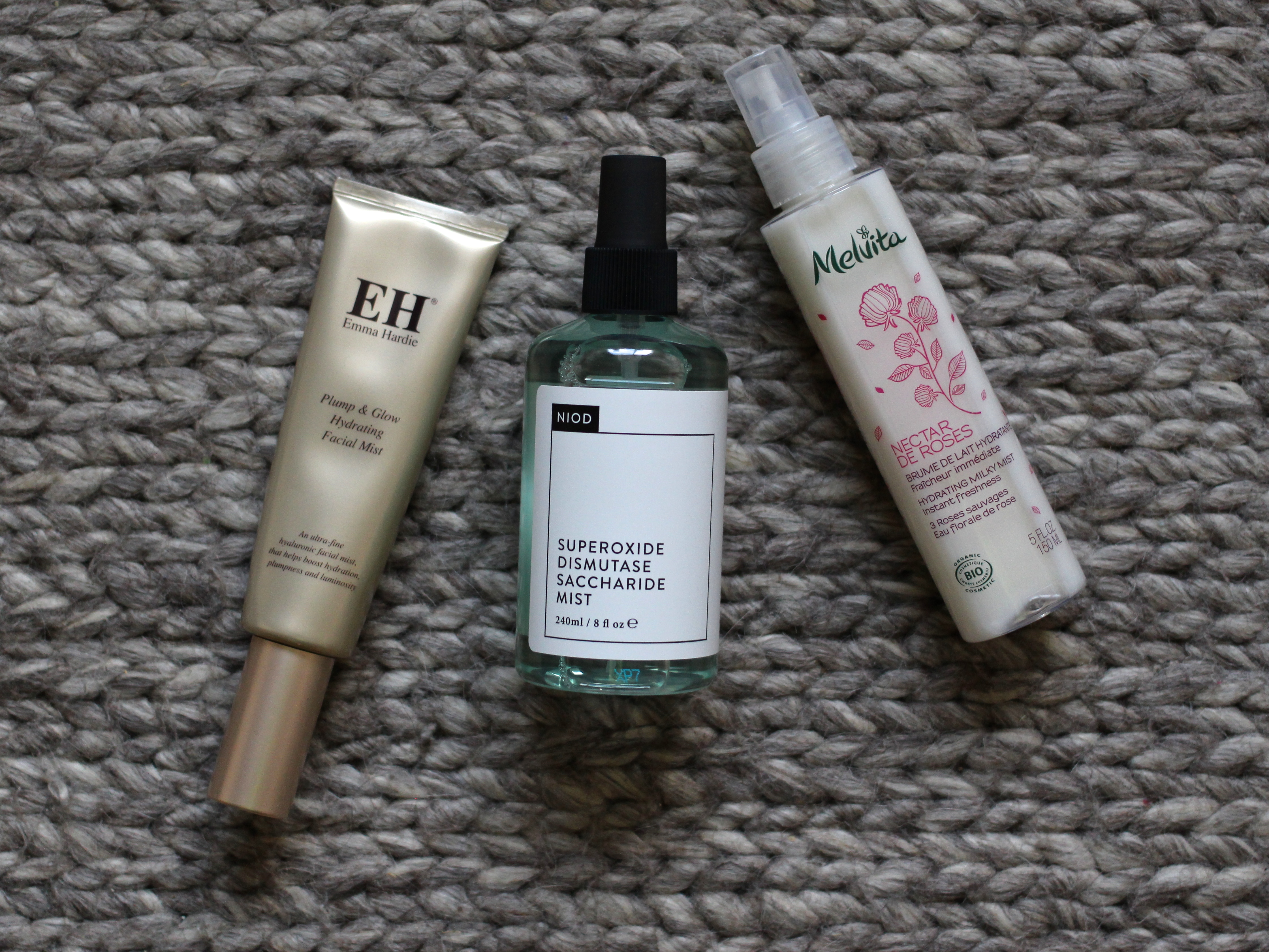 Face Mists Review