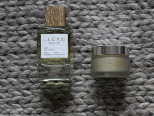 Clean Reserve perfume and Tribe517 Balm