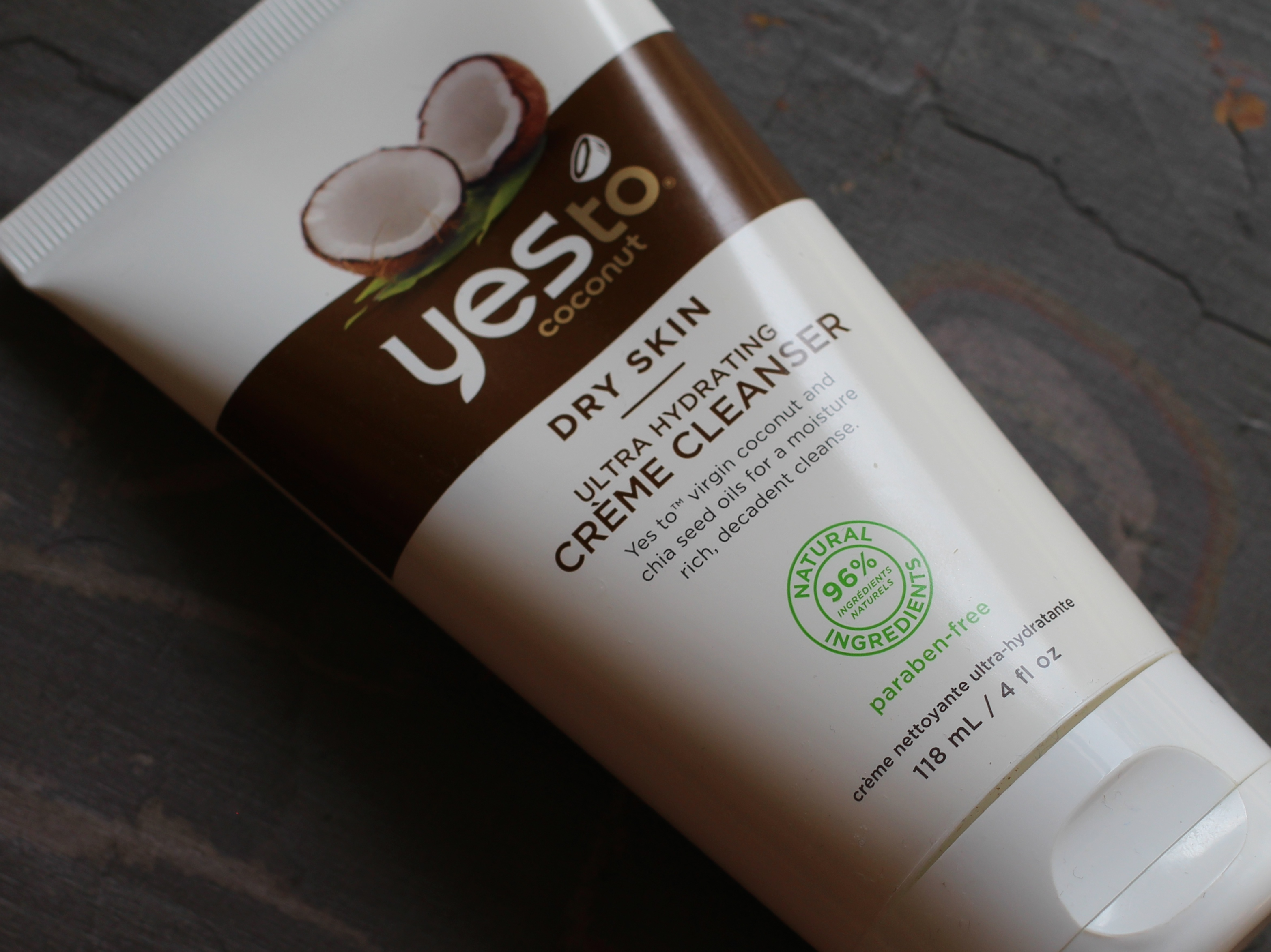 Yes To Coconut Creme Cleanser Review