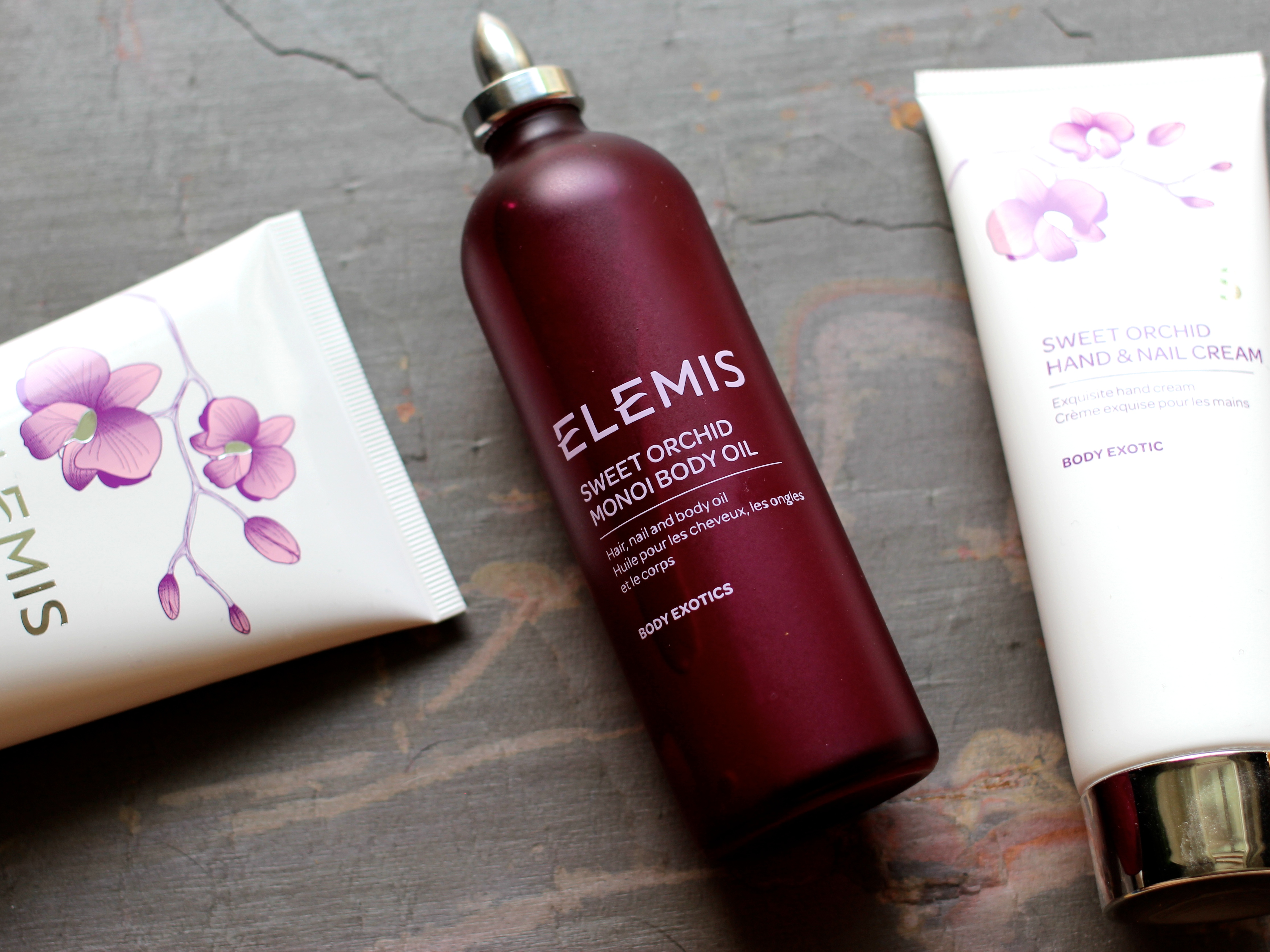 Elemis Sweet Orchid Collection Collectio