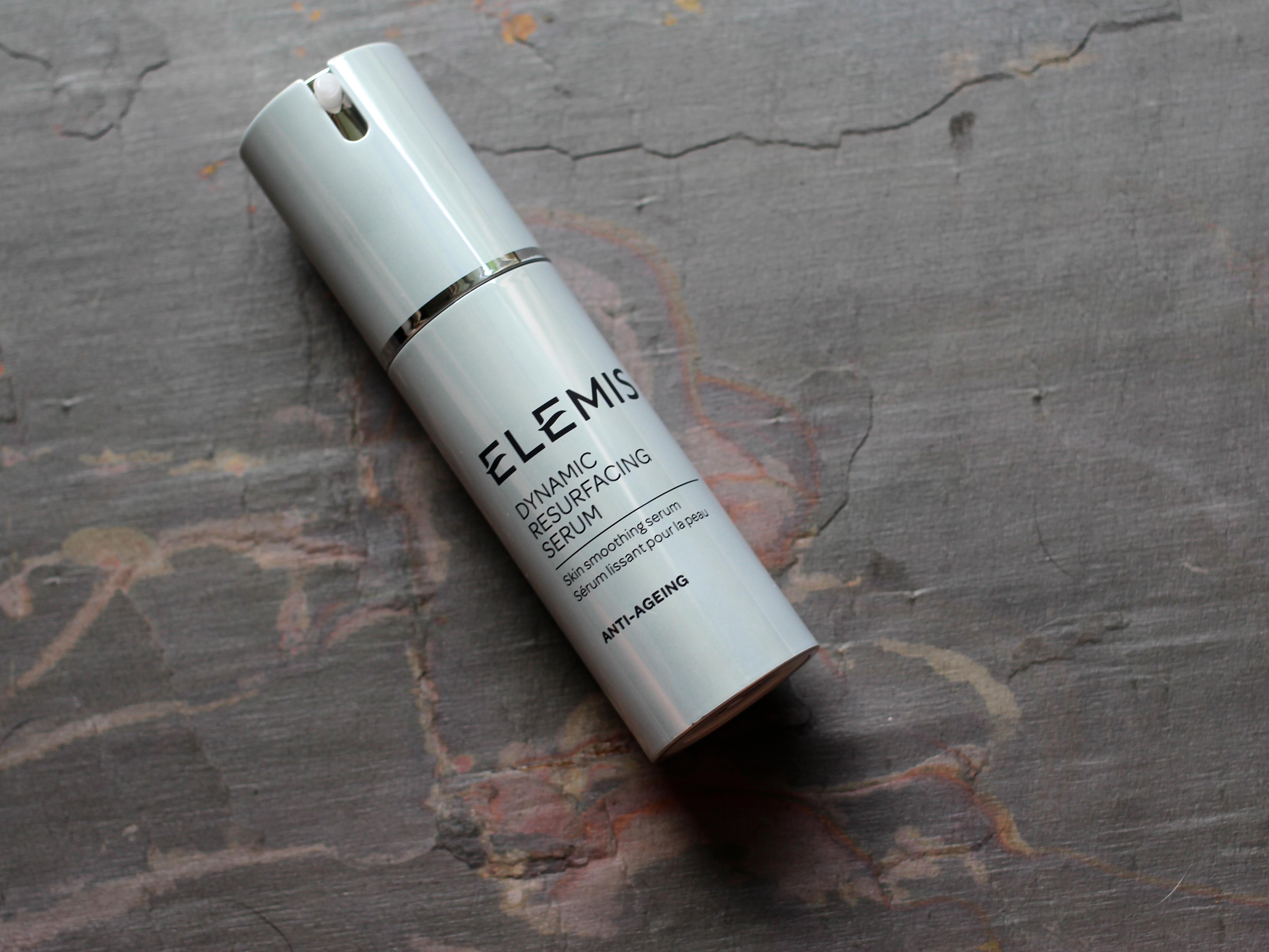 Elemis Dynamic Resurfacing Serum Review