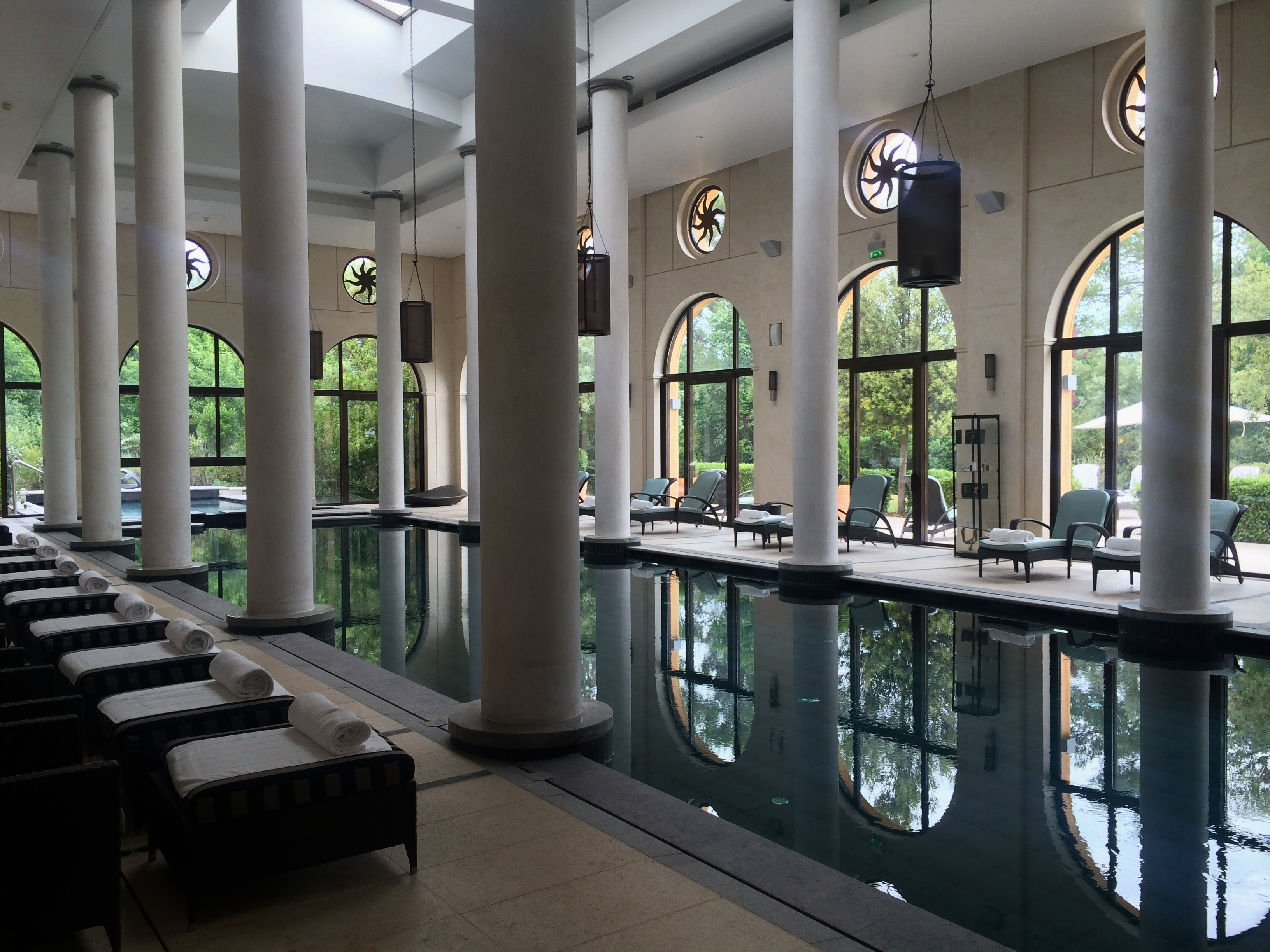 Spa in Terre Blanche