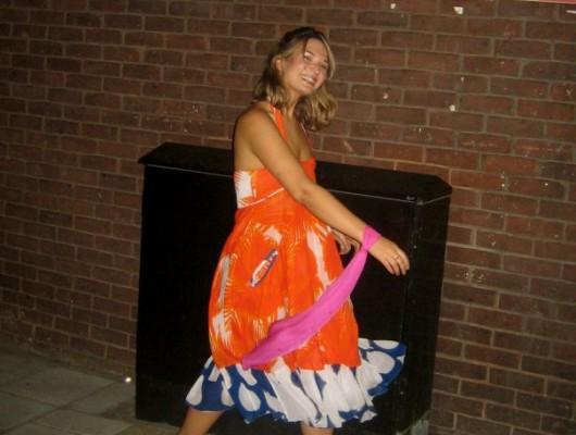 DVT dress