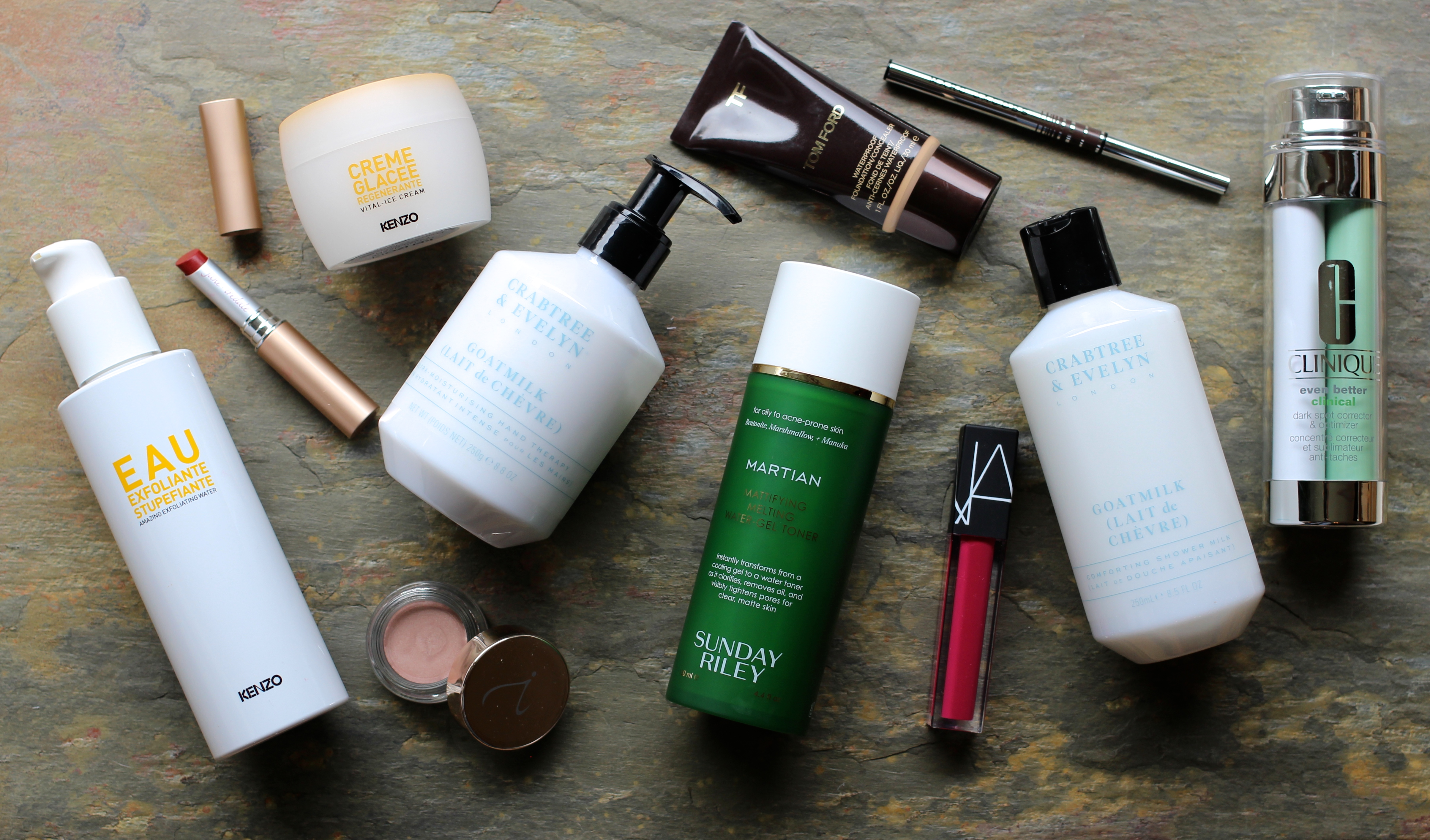 October 2016 New Beauty Products