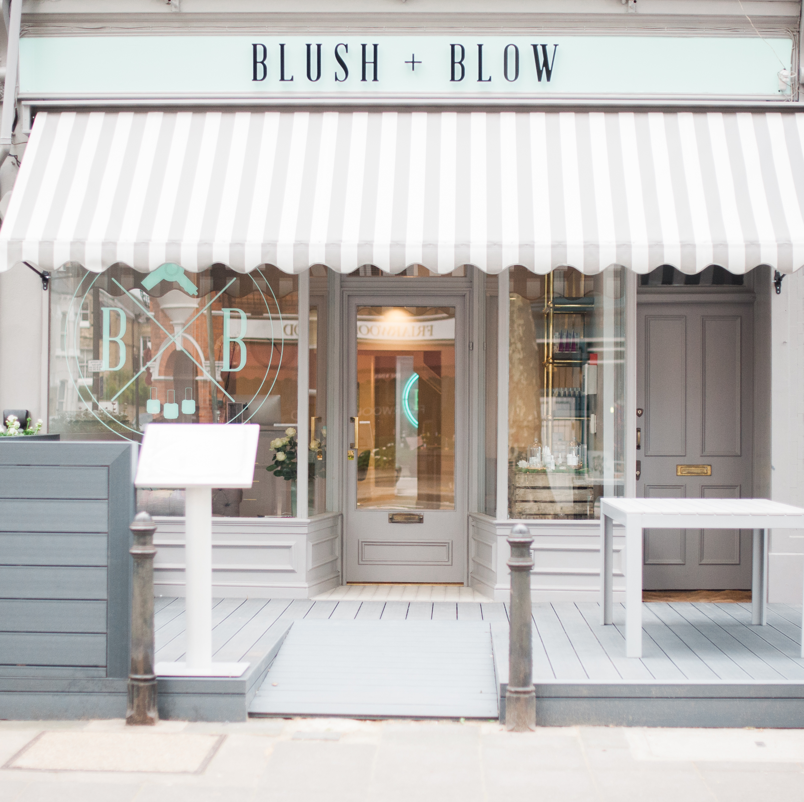 Blush & Blow Fulham Review