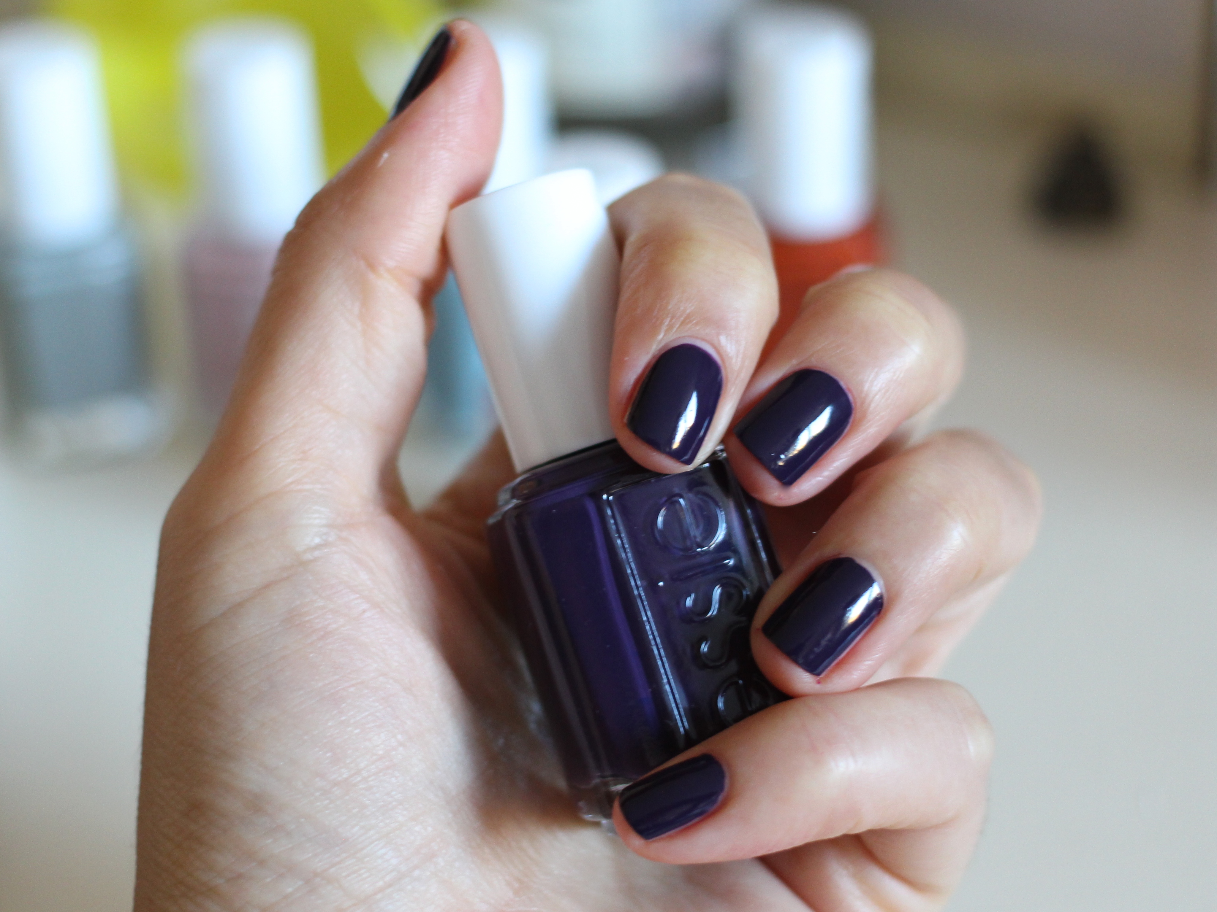 OPI Fall For Japanese If You Please colour Kimono-Over