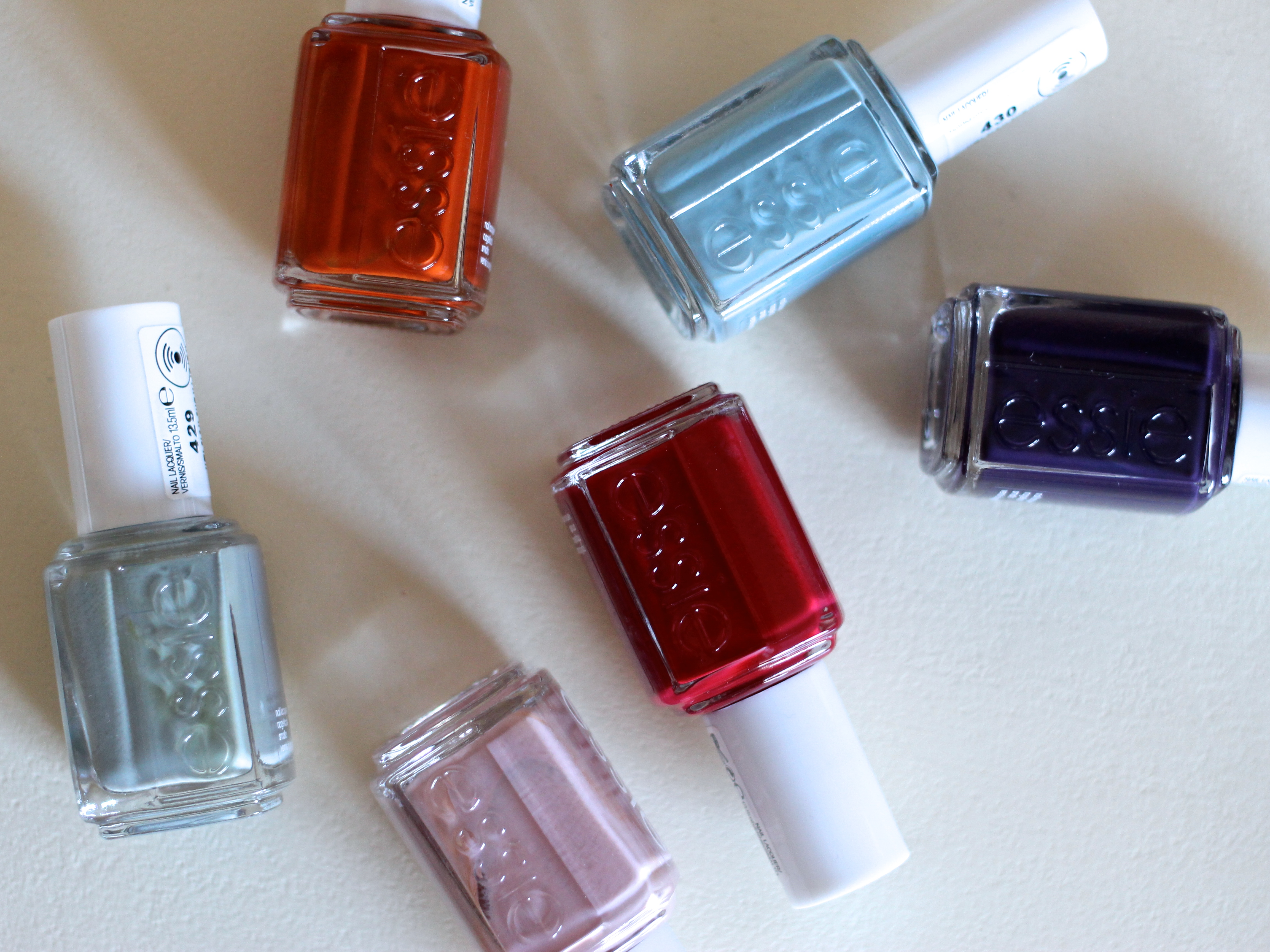 Essie Japanese If You Please Swatches