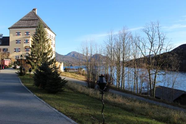 Schloss Fuschl Winter