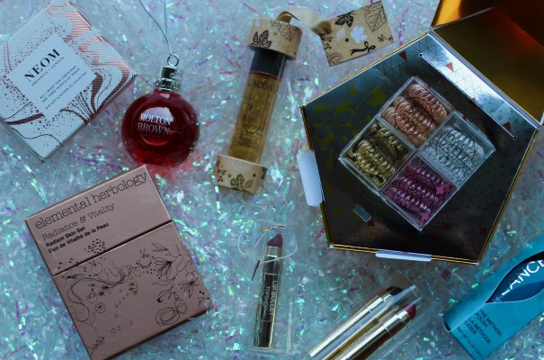 Beauty Stocking Fillers Reviewed