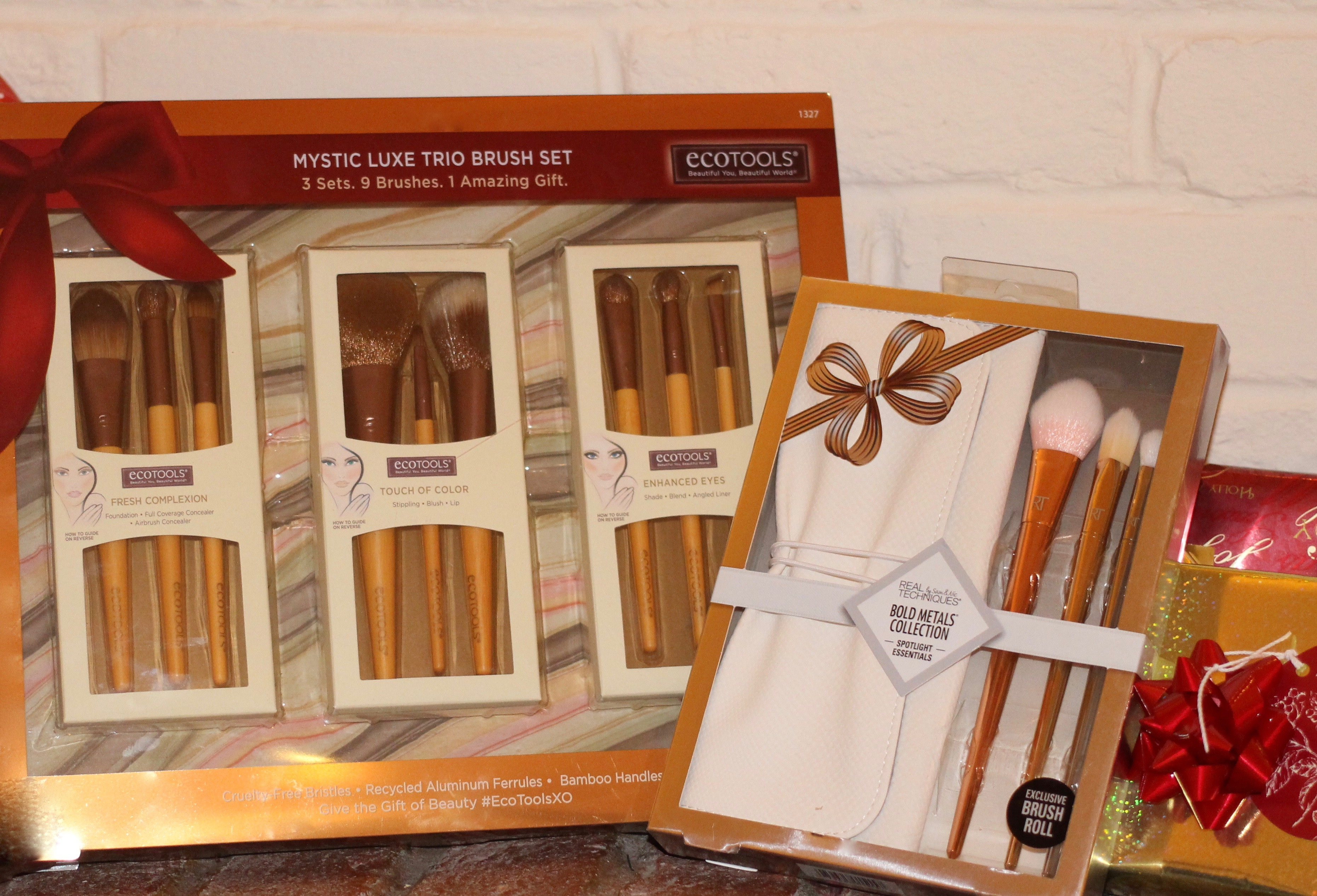 Christmas Brush Gift Set