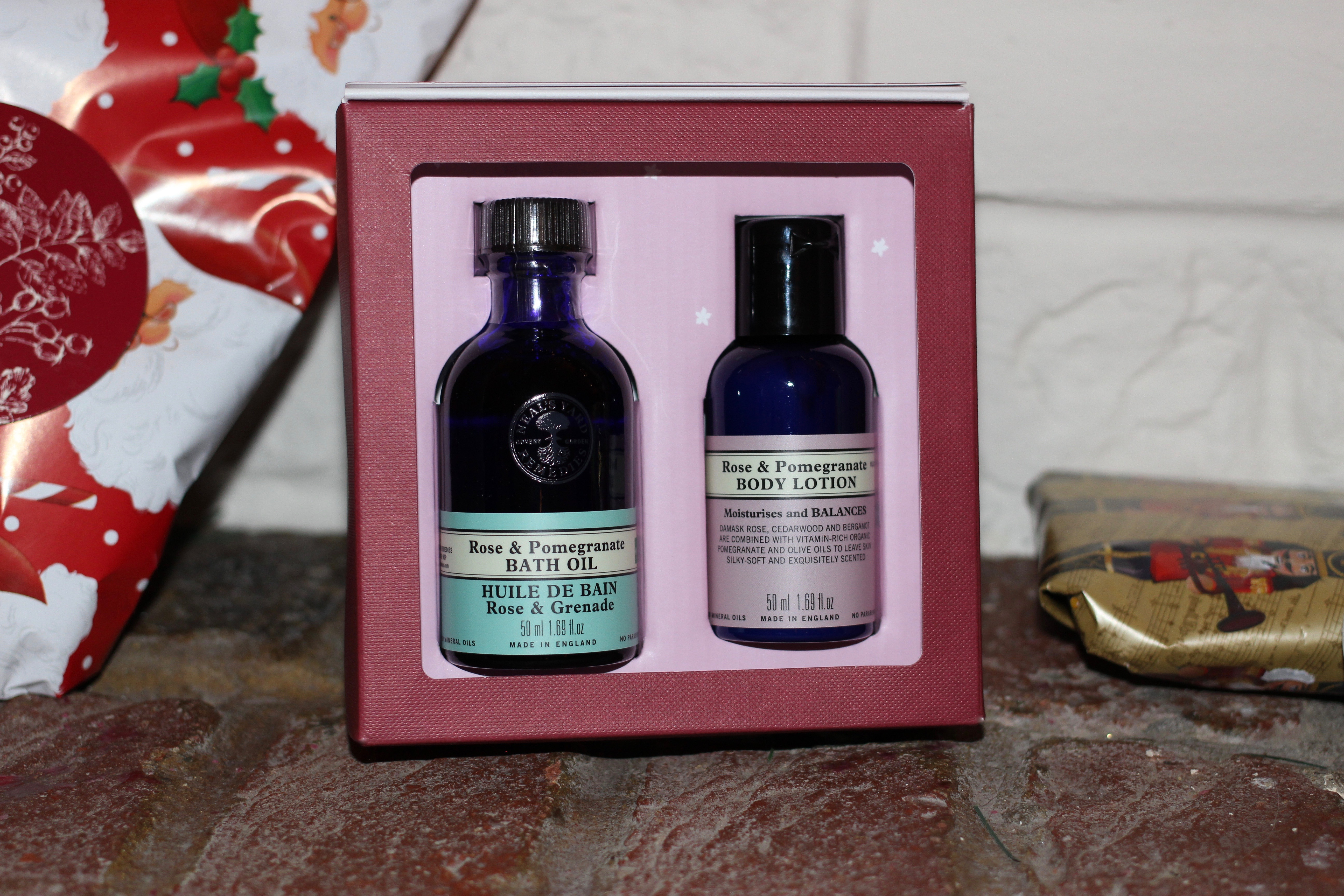 Meals Yard Remedies Christmas Gift Set