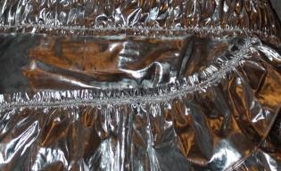 Silver Isabel Marant Skirt