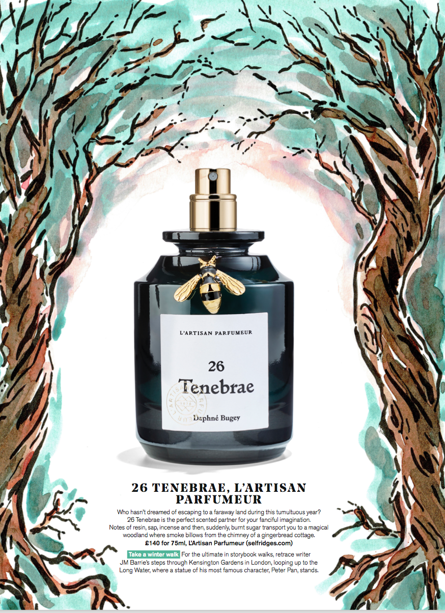 L'Artisan Tenebrae Perfume