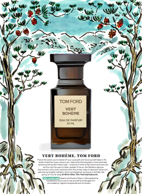 Tom Ford Vert Boheme Review
