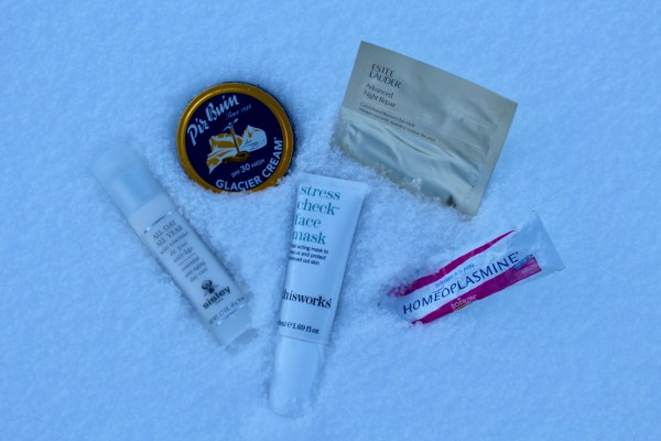 Ski and Snow Skincare