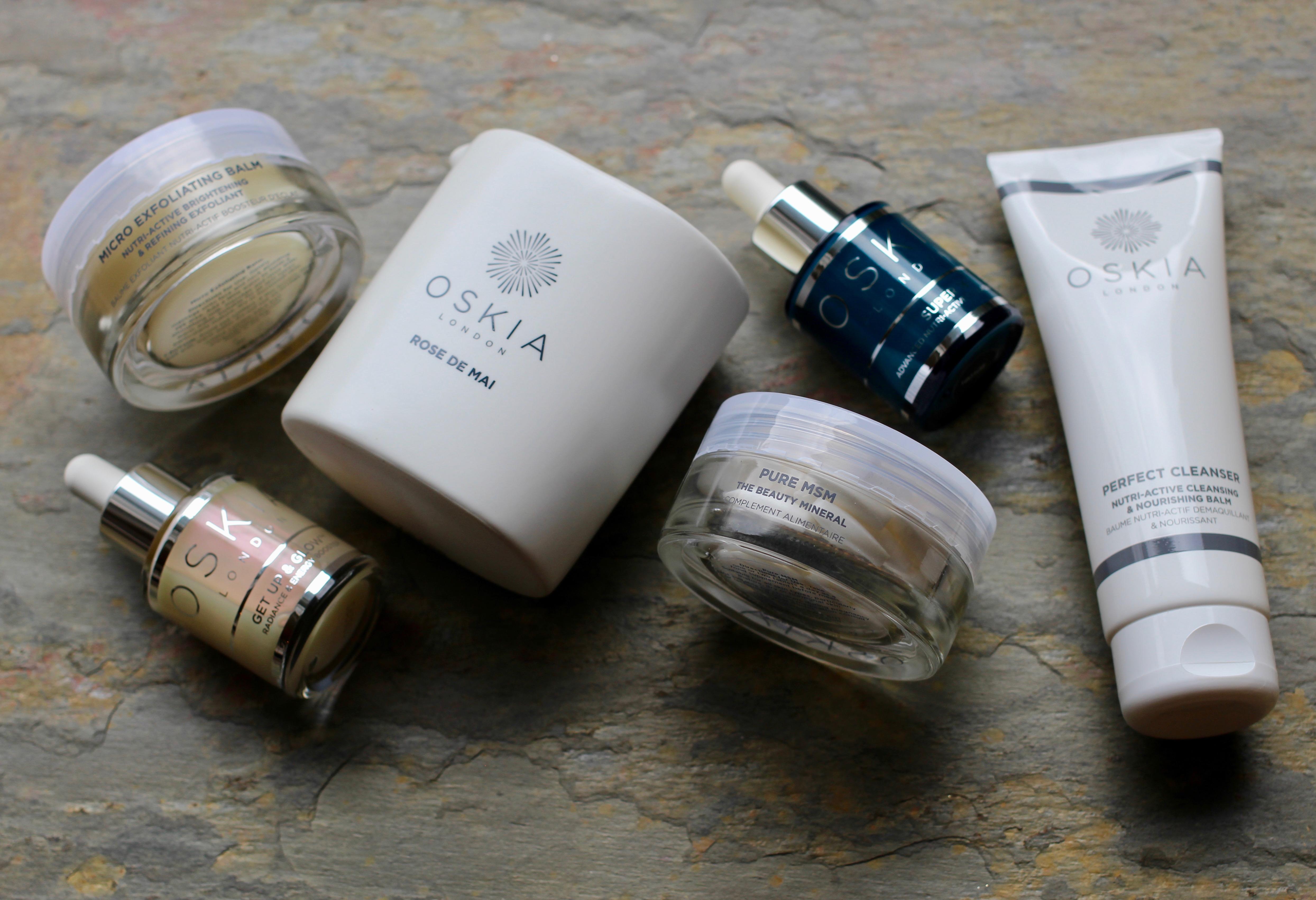 Oskia Skincare Review