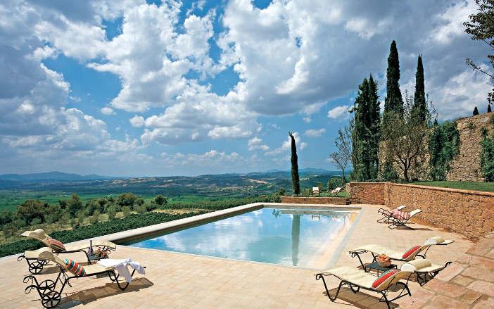 Castello Banfi il Borgo Review