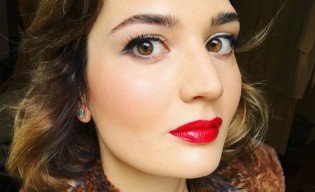 1950s make-up