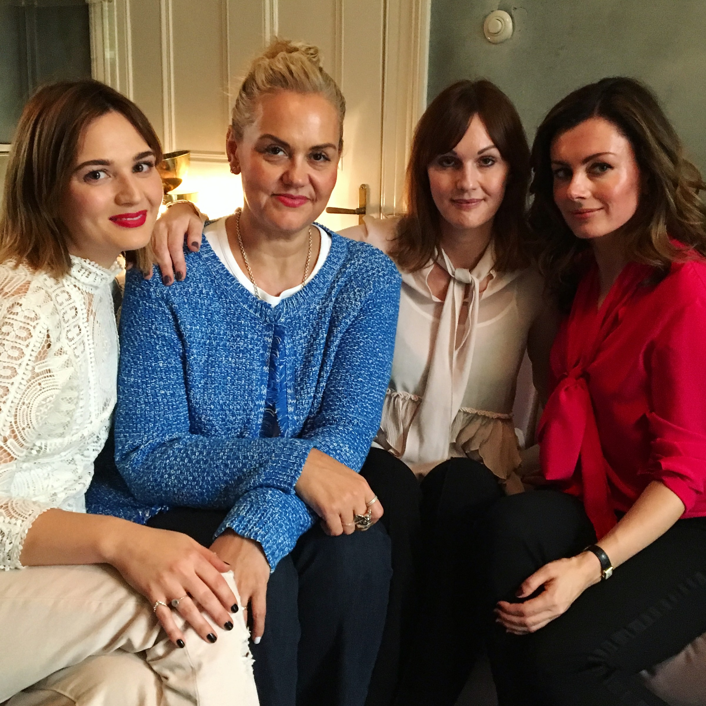 Trinny Woodall Dolly Alderton And The Ultimate Skincare