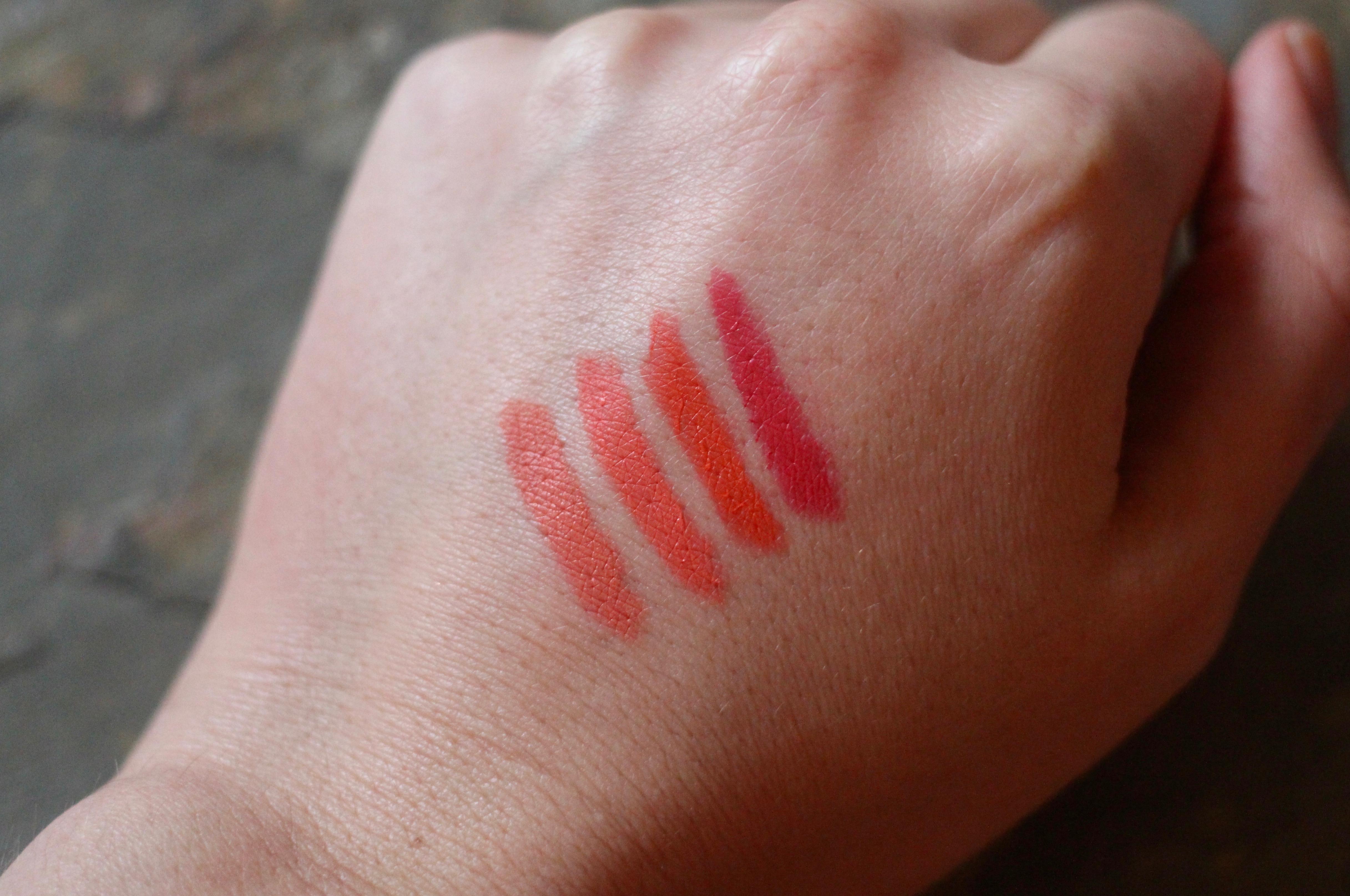 Laura Mercier Velour Extreme Matte Lipsticks