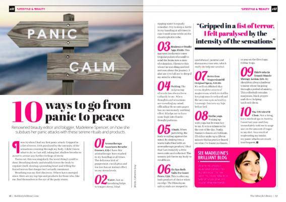 Panic to Peace