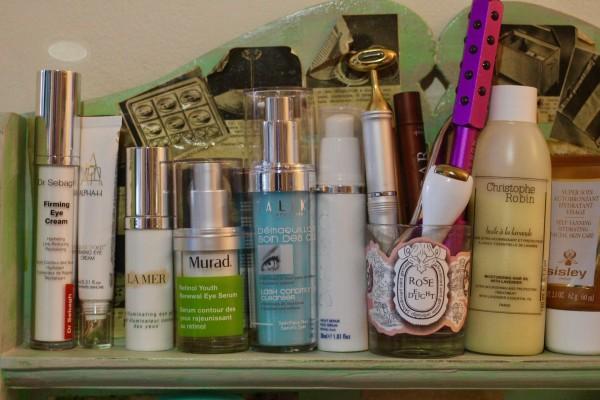 Beauty Shelf