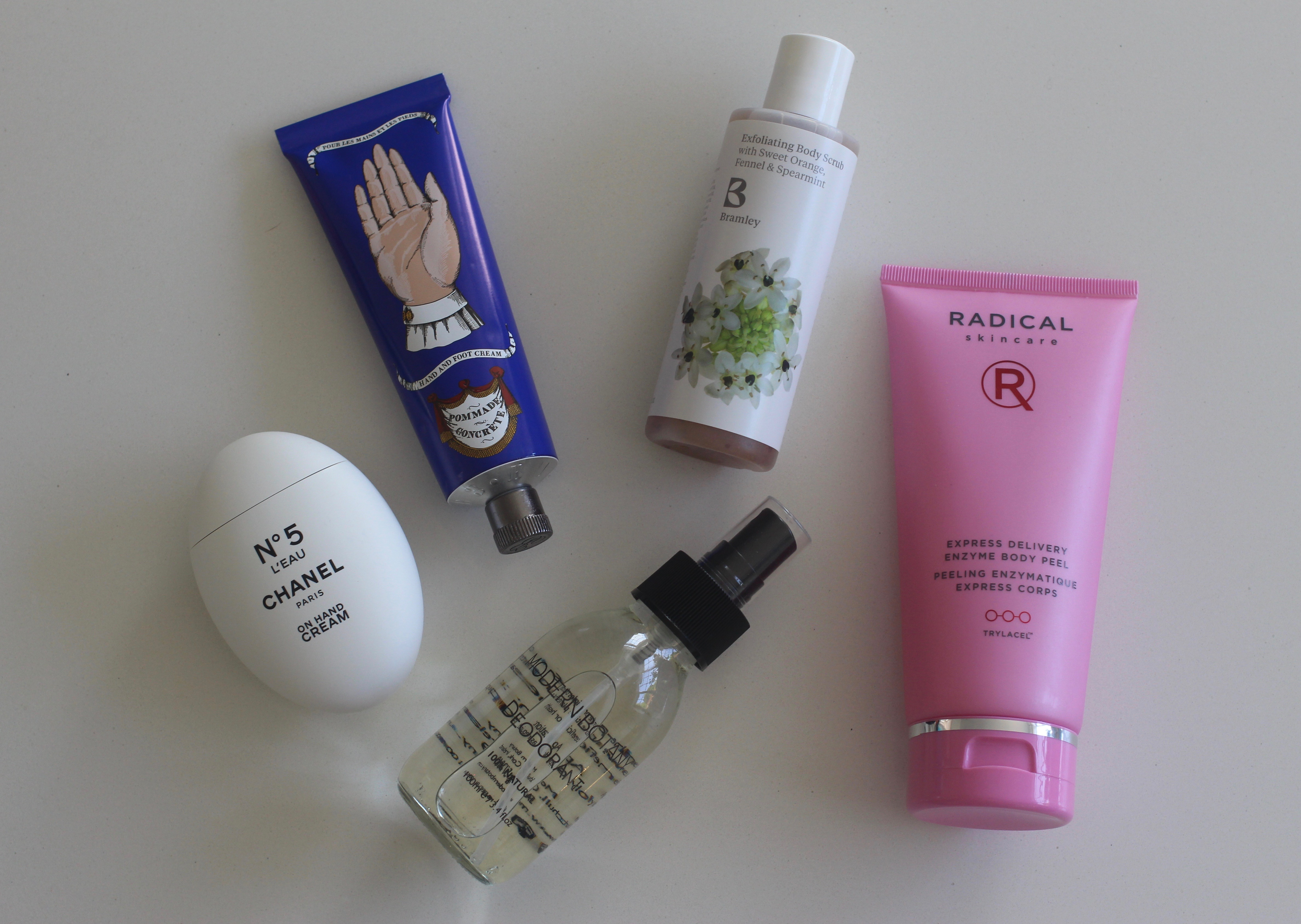 Best Body Products of Spring 2018