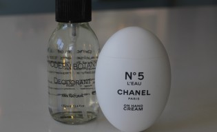 Chanel On Hand Cream