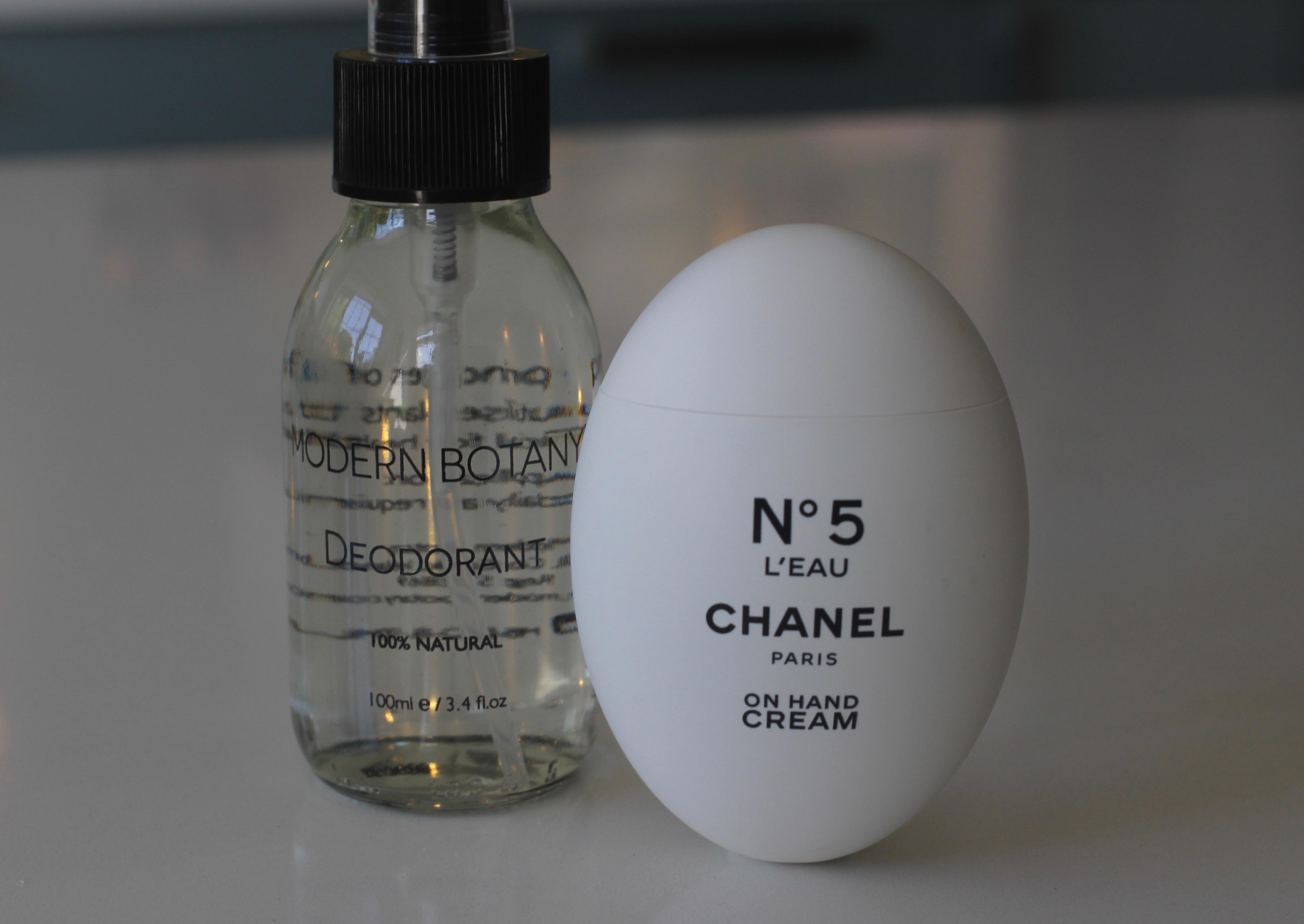 Chanel On Hand Cream