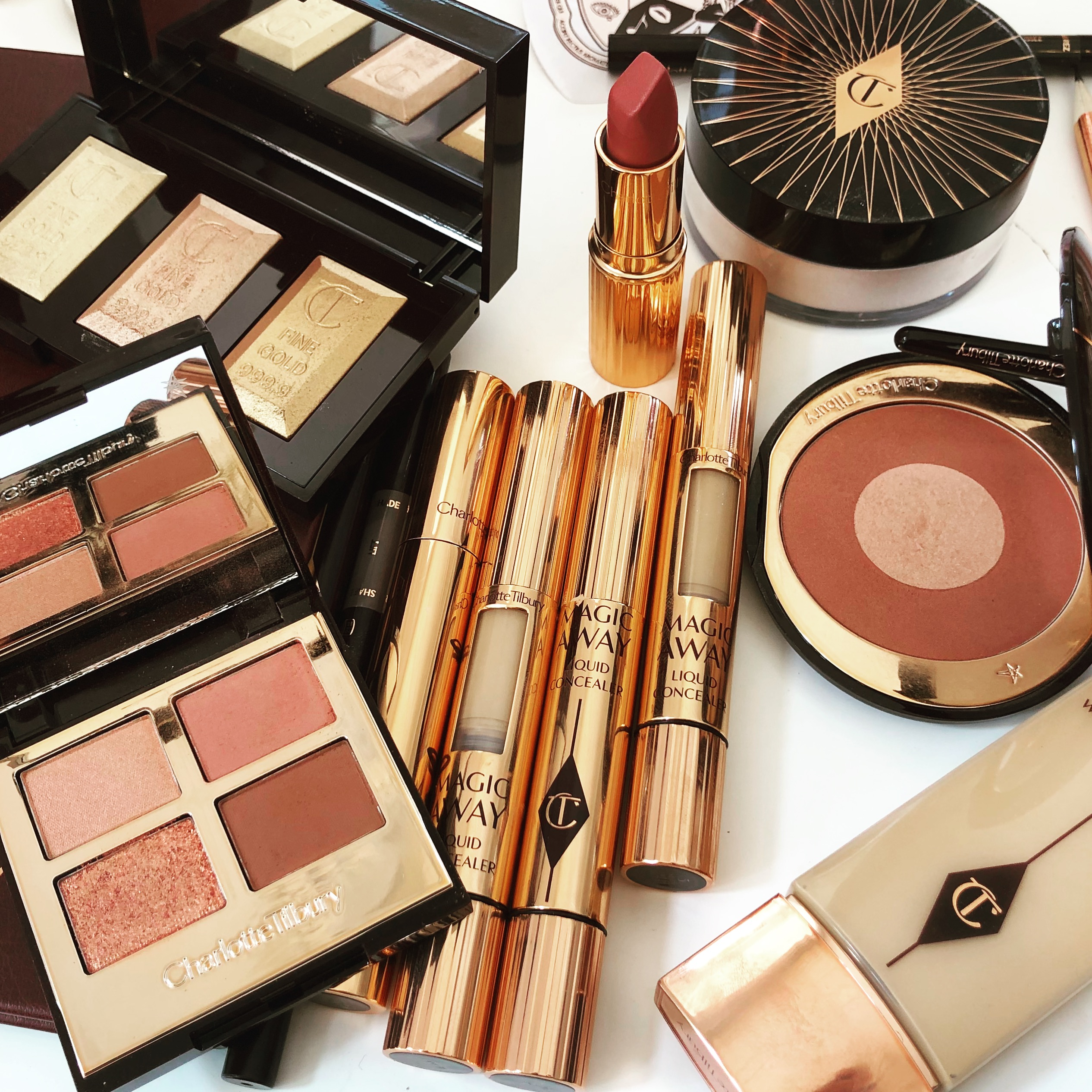 Charlotte Tilbury Pillow Talk Range