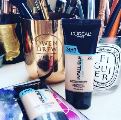 L'Oréal Paris Infallible Pro Glow Longwear Foundation Review