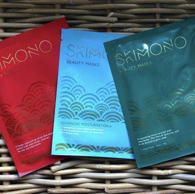 Skimono Sheet Masks Review