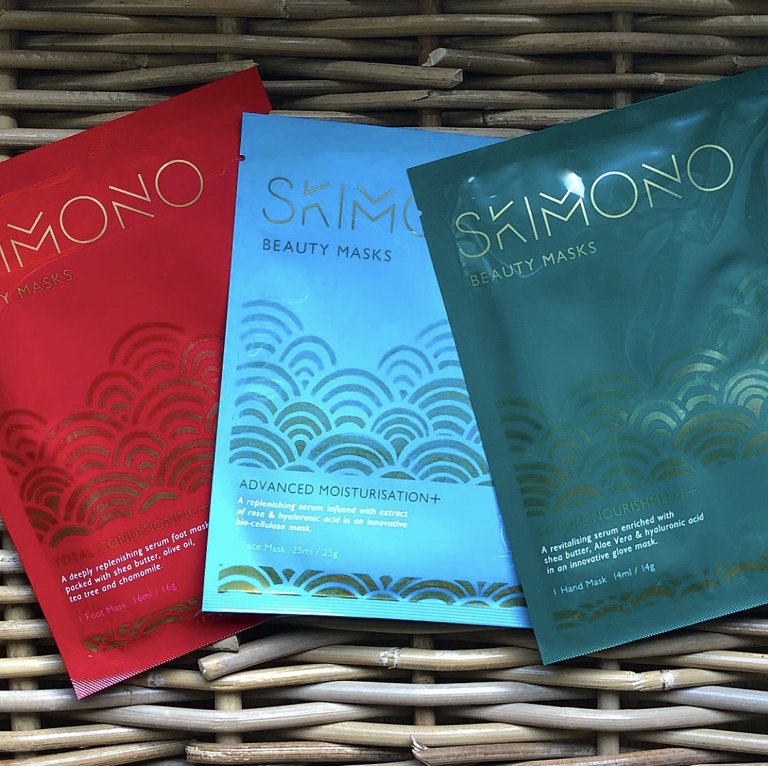 Skimono Sheet Masks Review